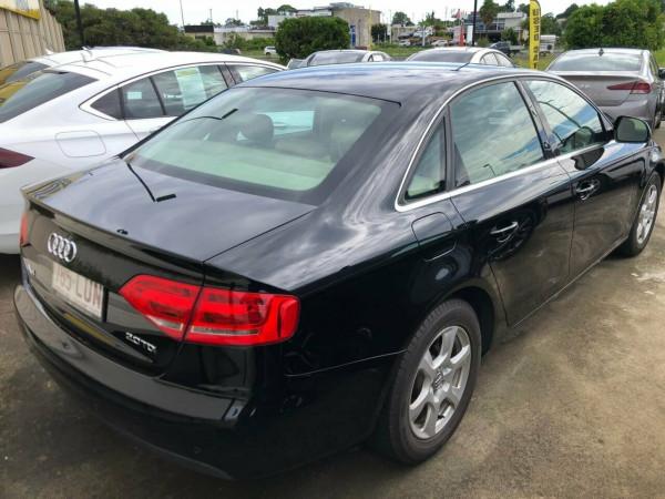 2009 Audi A4 B8 (8K) 2.0 TDI Sedan