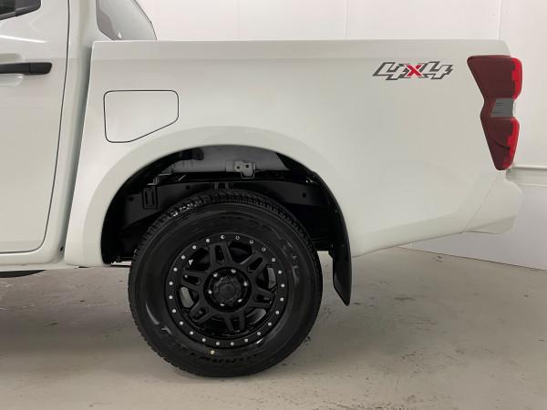 2020 MY21 Isuzu UTE D-MAX RG SX 4x4 Crew Cab Ute Utility