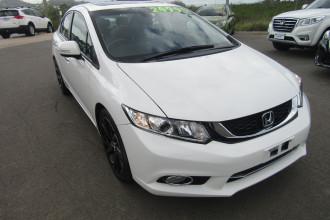 2015 Honda Civic 9TH GEN SER II MY15 SPORT Sedan