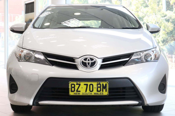 2014 Toyota Corolla ZRE182R Ascent Hatch Image 4
