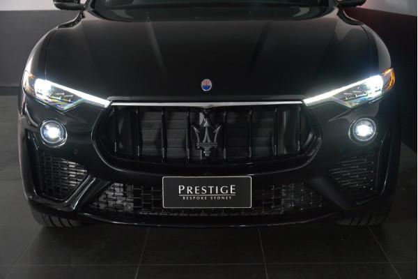 2019 Maserati Levante Maserati Gransport Suv Image 3