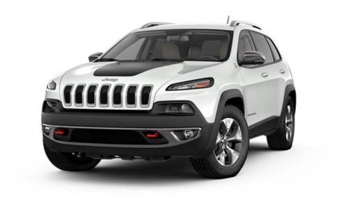 2018 Jeep Cherokee KL Trailhawk Wagon