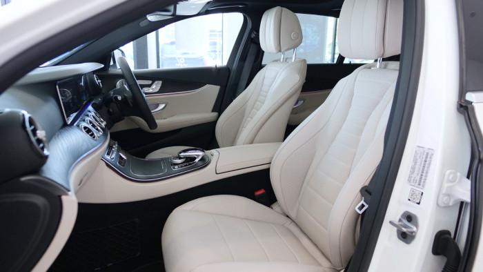 2019 Mercedes-Benz E Class Sedan Image 6