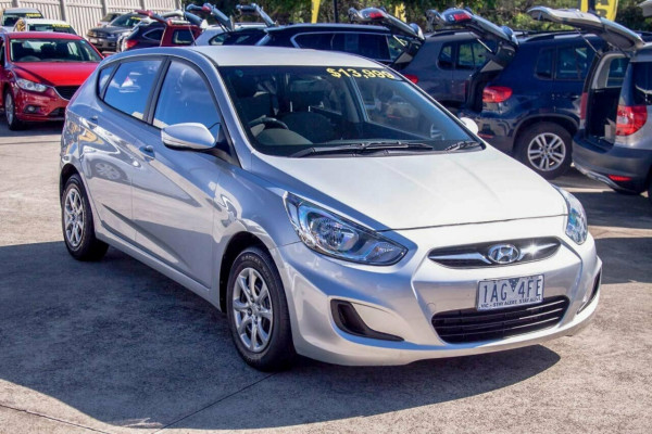 2013 Hyundai Accent RB2 Active Hatchback Image 5
