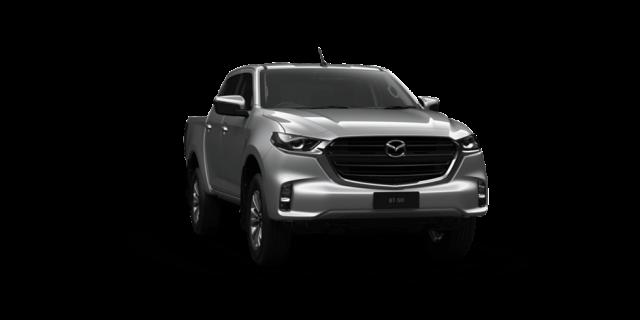 2020 MY21 Mazda BT-50 TF XT 4x4 Pickup Utility crew cab Mobile Image 5