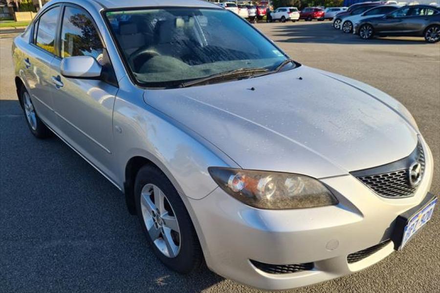 2004 Mazda Mazda3 BK10F1 Maxx Hatchback