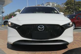 2021 Mazda 3 BP2HLA G25 SKYACTIV-Drive Evolve Hatchback Image 4