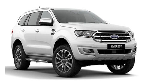 2019 MY19.75 Ford Everest UAII Titanium 4WD Suv
