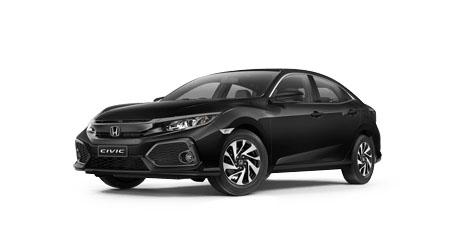 2018 Honda Civic Hatch 10th Gen VTi-S