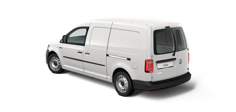 Caddy Van Long Wheelbase 7 Speed DSG
