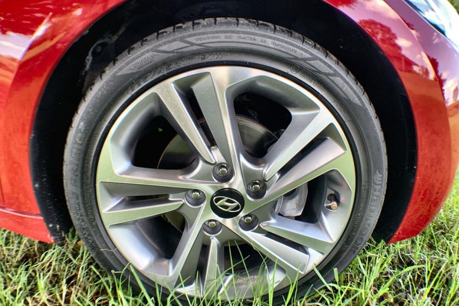 2017 Hyundai Elantra AD Elite Sedan