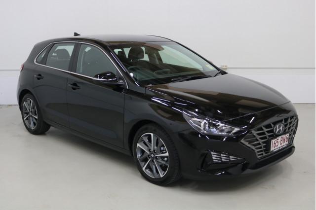 2021 Hyundai i30 PD.V4 PD.V4 Hatchback Image 3