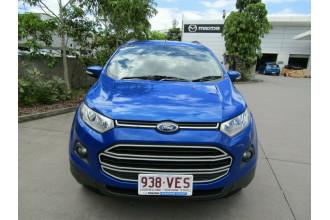 2014 Ford Ecosport BK Trend PwrShift Suv Image 2