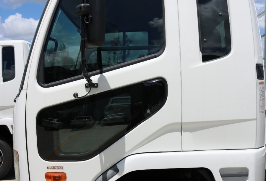 2018 Fuso Fighter STEEL TRAY 1024 Tray back