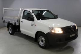Toyota HiLux TGN16R MY12
