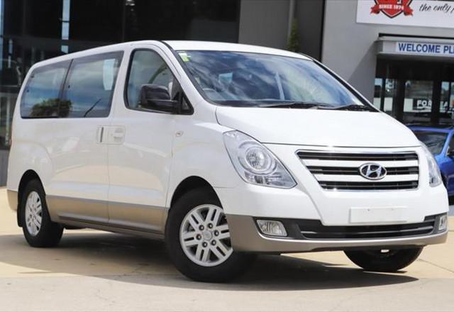 2016 Hyundai Imax TQ3-W Series II MY17 Wagon