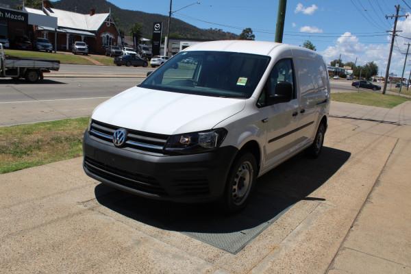 2020 Volkswagen Caddy 2K Maxi Van Lwb van Image 4