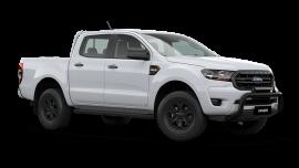 2020 MY21.25 Ford Ranger PX MkIII Tradesman Utility image 2