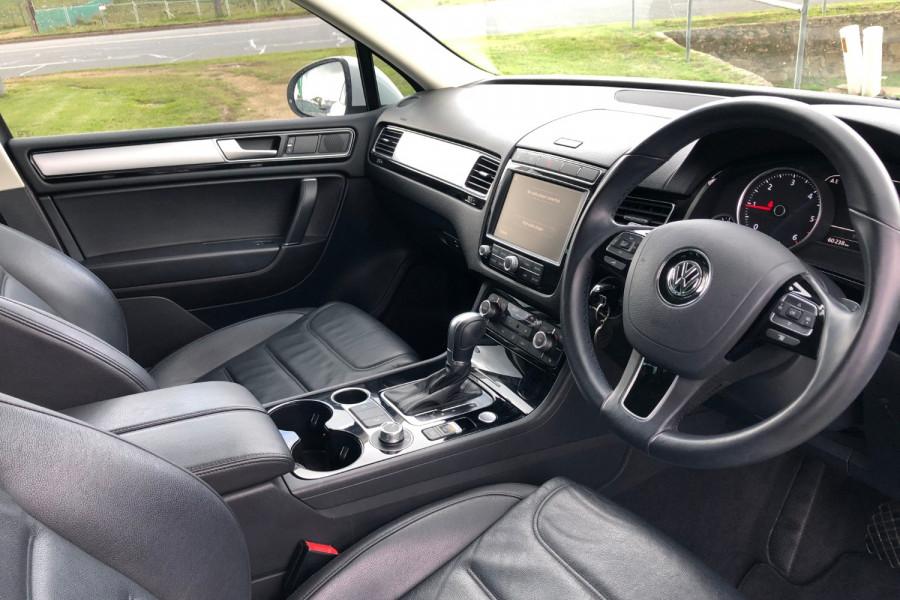 2016 MY17 Volkswagen Touareg 7P 150TDI Suv