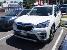 Subaru Forester Hybrid S S5
