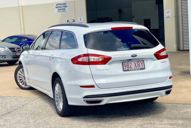 2017 Ford Mondeo MD Trend Wagon Wagon