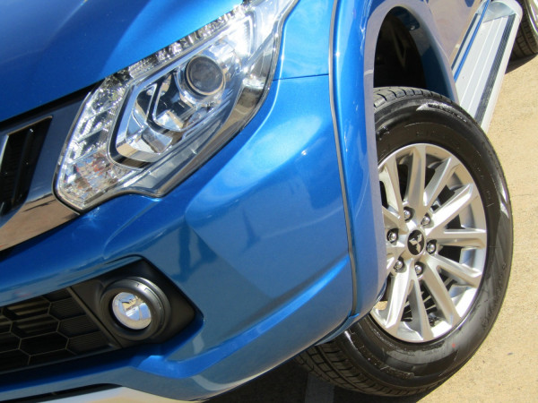 2018 Mitsubishi Triton MQ GLS Double Cab Pick Up 4WD Dual cab Image 2