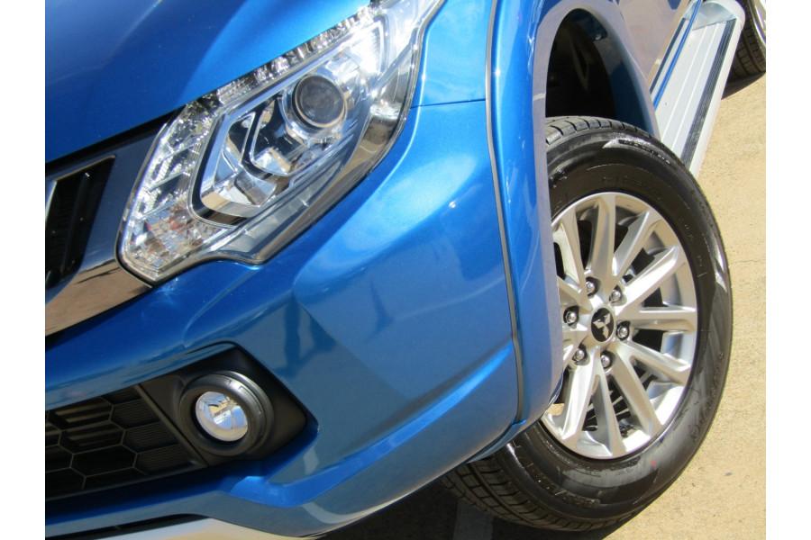 2018 Mitsubishi Triton MQ GLS Double Cab Pick Up 4WD Dual cab