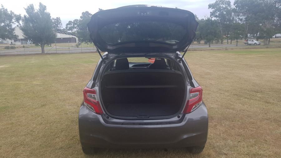 2016 Toyota Yaris NCP131R SX Hatch Image 9
