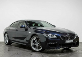 BMW 640i Gran Coupe Steptronic F06