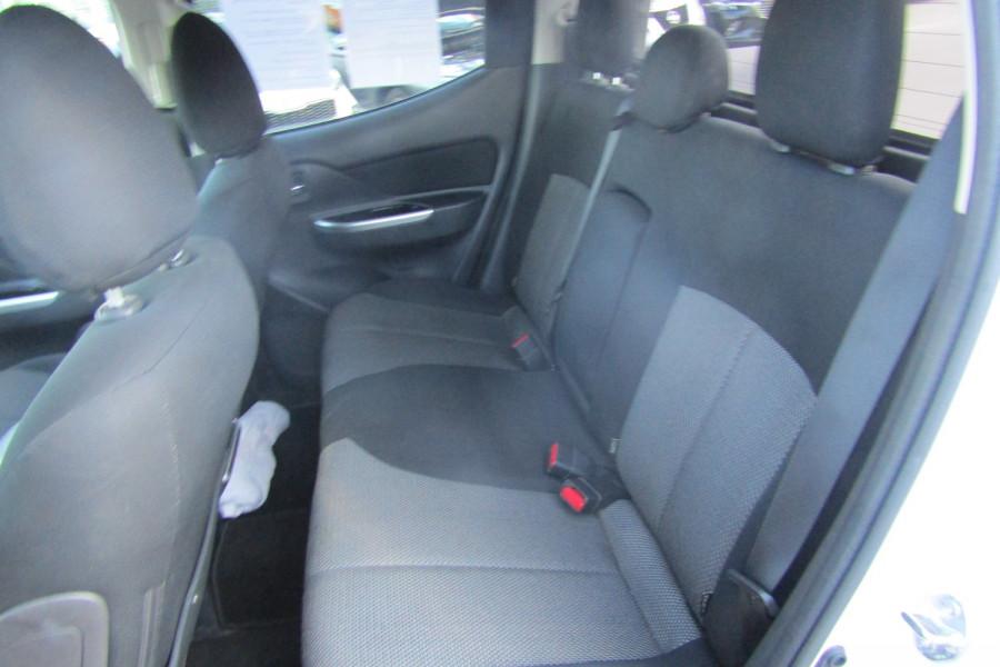 2019 MY20 Mitsubishi Triton MR GLS Double Cab Pick Up 4WD Dual cab Image 9