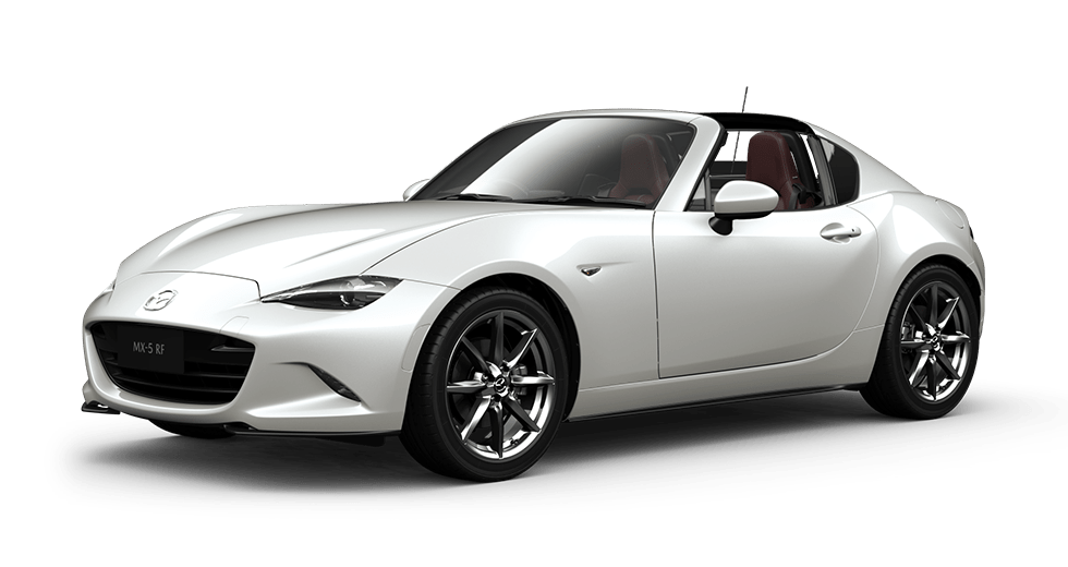 Mazda MX5<br>GT Black Roof | RF <br>PERSONAL | BUSINESS