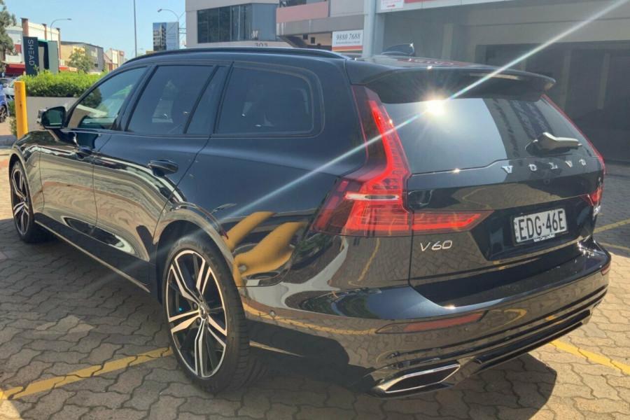 2019 MY20 Volvo V60 225 MY20 T8 PHEV R-Design (Hybrid) Wagon Image 6