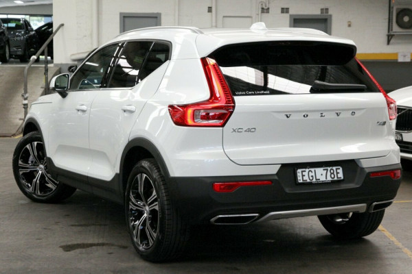 2019 MY20 Volvo XC40 XZ T4 Inscription Suv Image 3