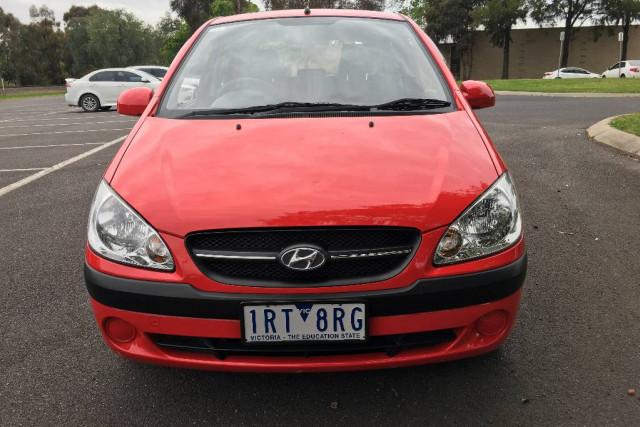 2009 Hyundai Getz S