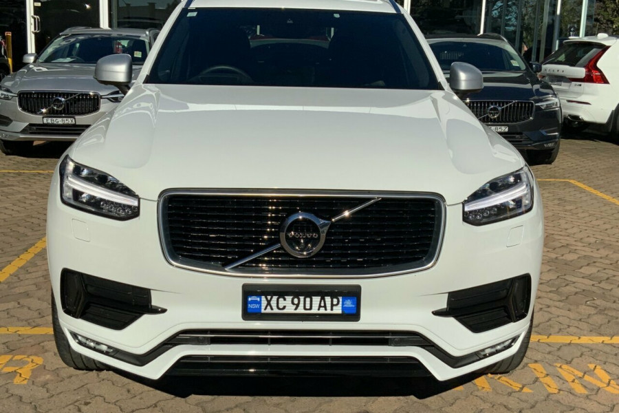 2017 Volvo XC90 L Series D5 Geartronic AWD R-Design Suv Mobile Image 2