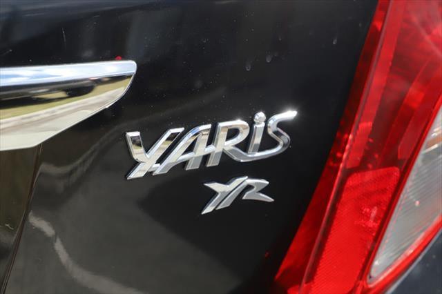 2014 Toyota Yaris NCP130R YR Hatchback Image 5