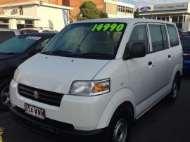 2016 Suzuki Apv (No Series) Van