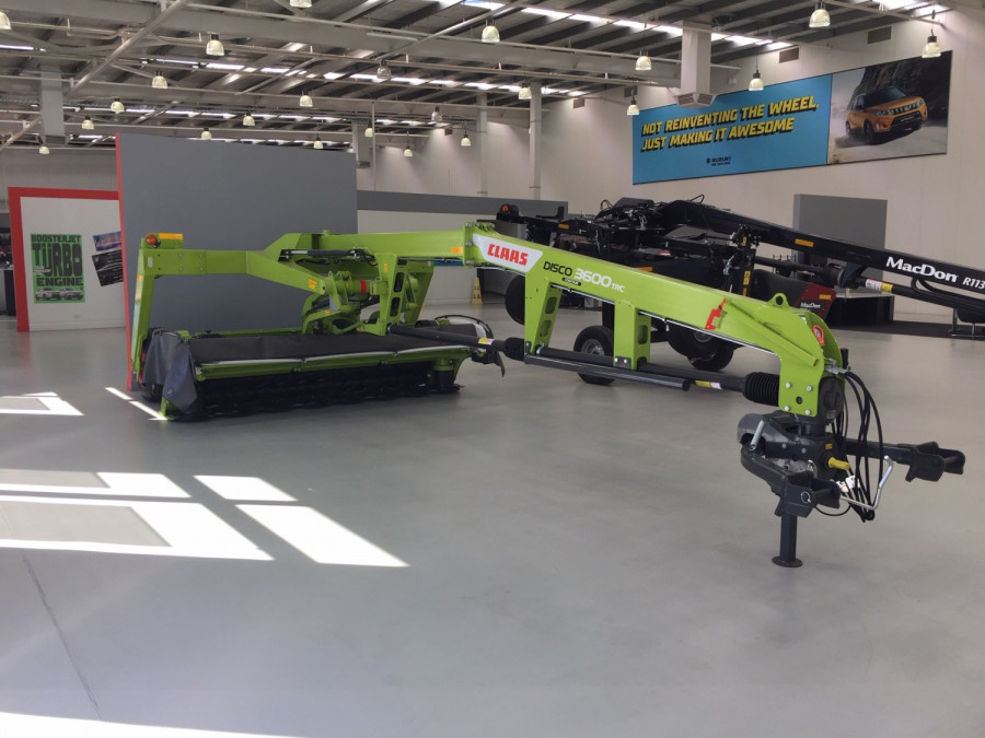 2021 CLAAS D13600TRC Hay mower Image 1