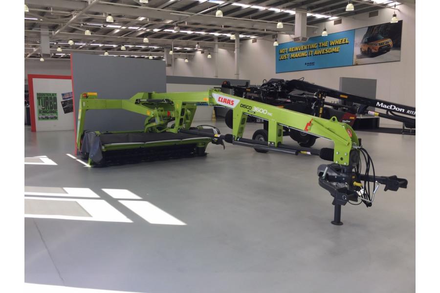 2021 CLAAS D13600TRC Hay mower