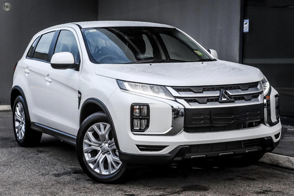 2020 Mitsubishi ASX XD ES Suv