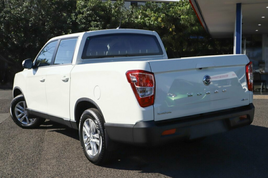 2019 MY20 SsangYong Musso Q200 Ultimate Utility