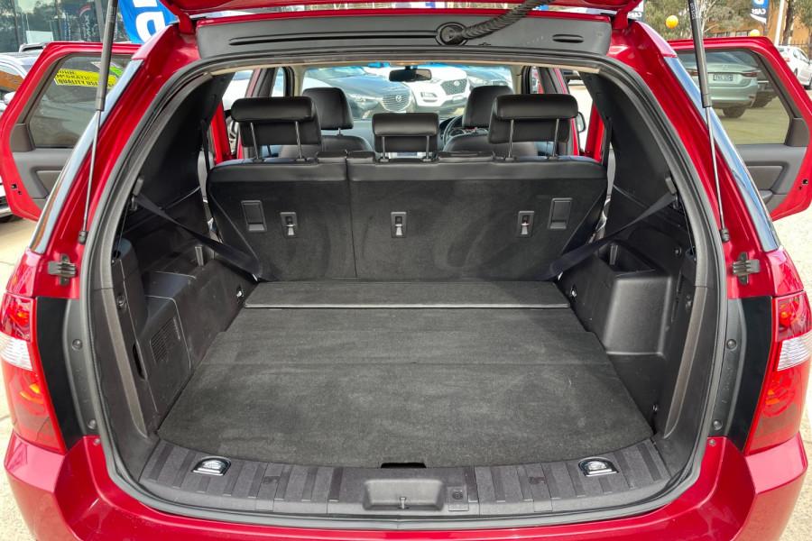 2009 Ford Territory SY MKII Ghia Wagon Image 24