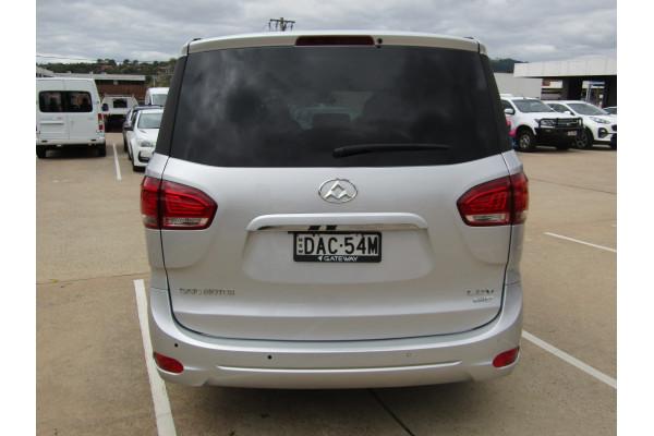 2015 LDV G10 SV7A G10 7 Seat Wagon Image 5