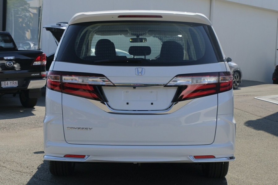2018 MY19 Honda Odyssey 5th Gen VTi Wagon