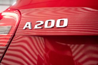 2017 Mercedes-Benz A-class W176 A200 Hatchback