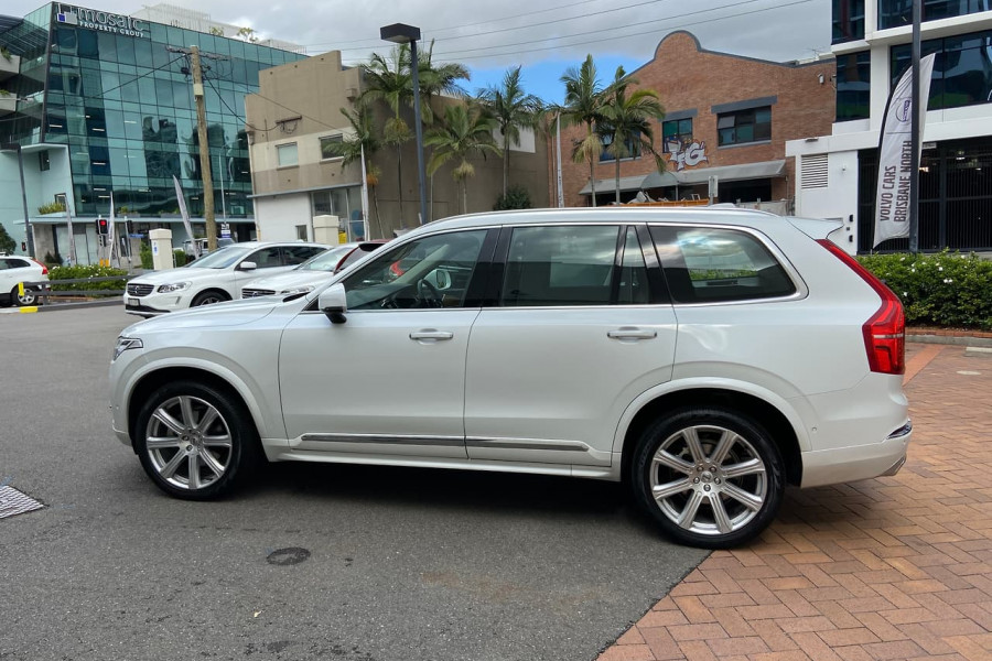 2019 Volvo XC90 L Series T6 Inscription Suv Image 6