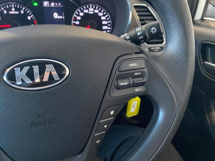 2016 MY17 Kia Cerato YD MY17 S Sedan Image 21