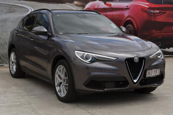 Alfa Romeo Stelvio Ti --