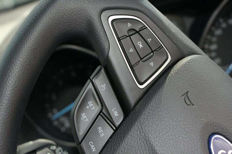 2017 MY17.5 Ford Focus Trend Hatch Hatchback