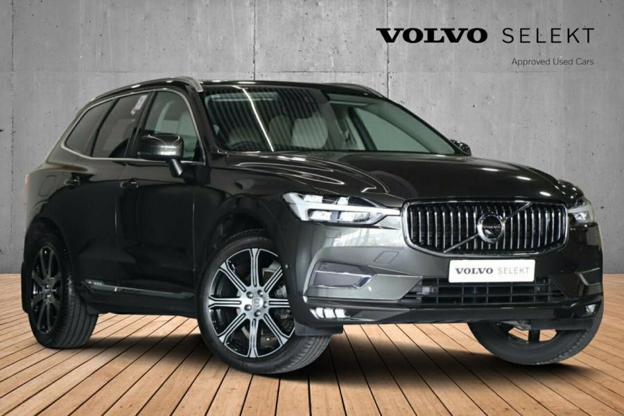 2019 MY20 Volvo XC60 UZ MY20 D4 AWD Inscription Suv